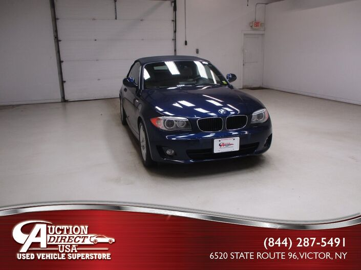 2013 BMW 1 Series 128i Raleigh