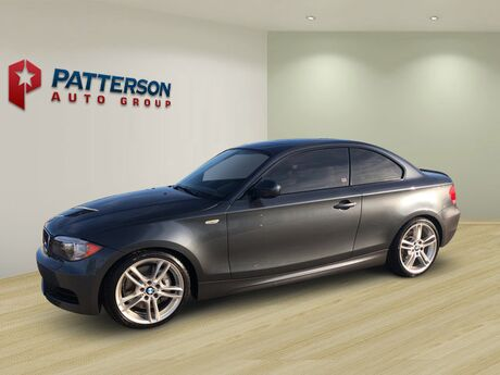 2013 BMW 1 Series 2DR CPE 135I Wichita Falls TX