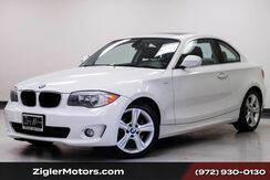 2013_BMW_128i Coupe_Premium Pkg Glass Roof Keyless Power /Heated seats Clean Carfax._ Addison TX