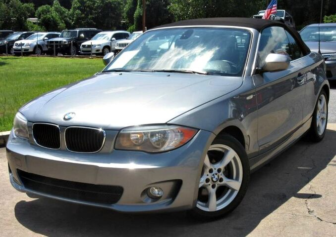 2013 BMW 128i w/ LEATHER SEATS Lilburn GA