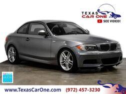 2013_BMW_135i_M SPORT PKG TECHNOLOGY PKG PREMIUM PKG NAVIGATION SUNROOF LEATHE_ Carrollton TX