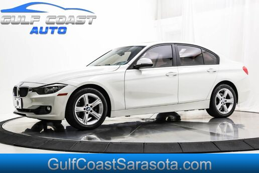 2013 BMW 3 SERIES 328i LEATHER SEDAN RUNS GREAT LOW MILES L@@K !!! Sarasota FL