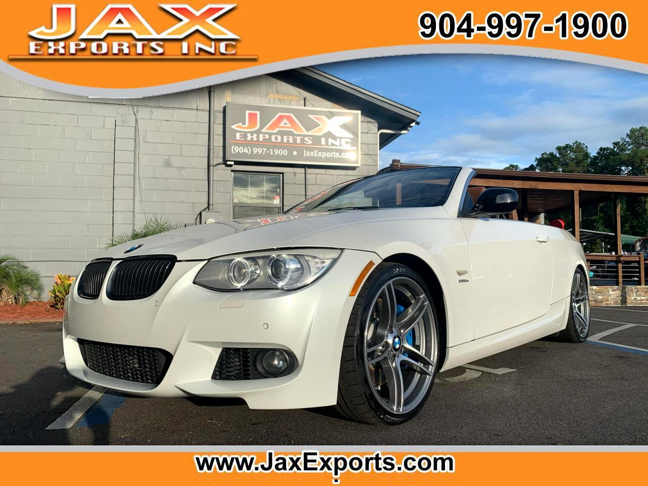 2013 BMW 3 Series 2dr Conv 335is