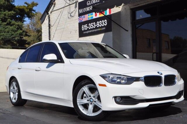 2013 BMW 3 Series 320i /Low Miles/Local Trade Nashville TN