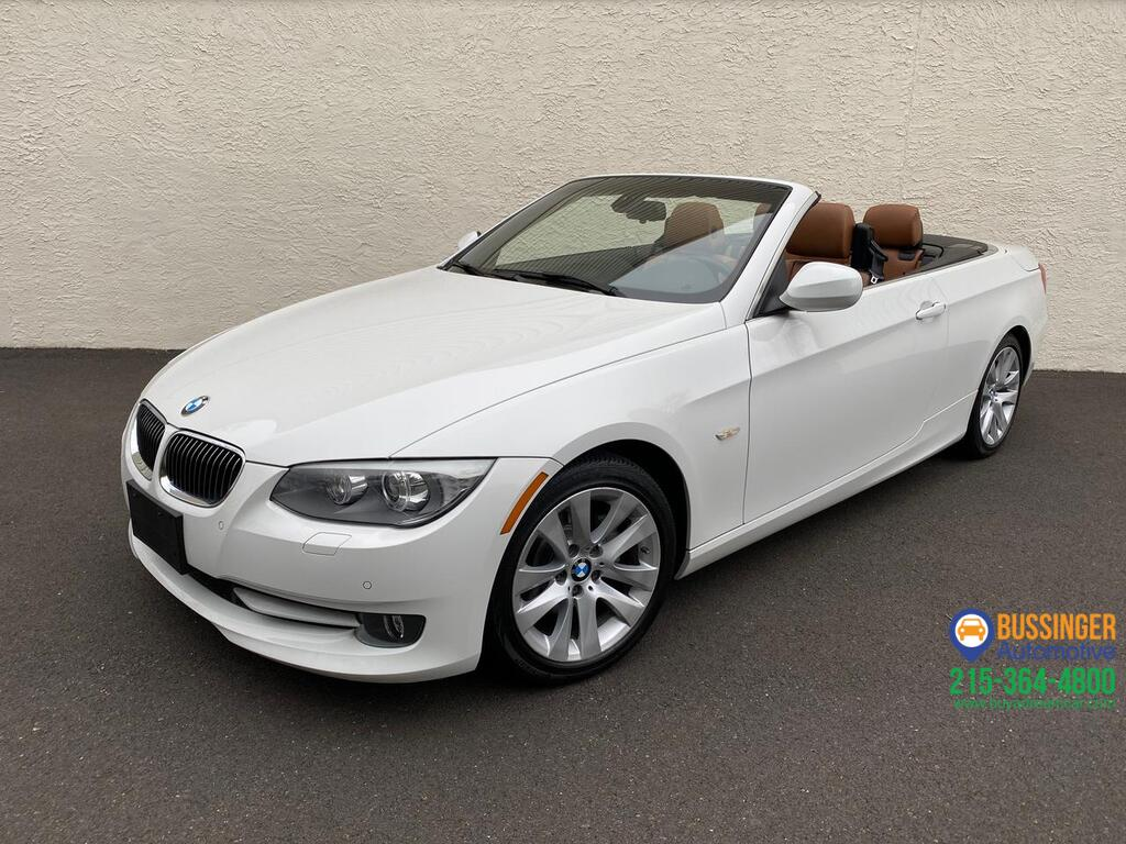2013 BMW 3 Series 328i - Convertible w/ Navigation Feasterville PA