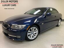 2013_BMW_3 Series_328i Convertible Navigation Backup Camera Heated seats CLEAN CARFAX!_ Addison TX