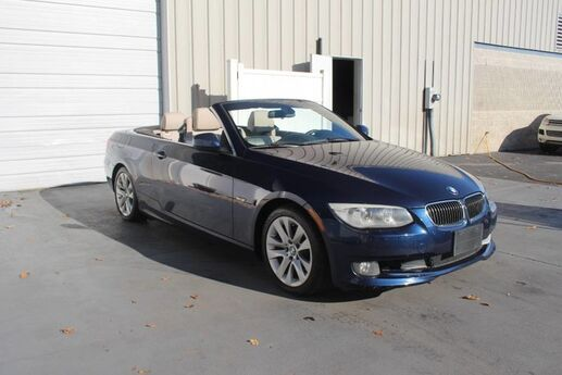 2013 BMW 3 Series 328i Convertible Navigation Leather Premium Pkg Knoxville TN