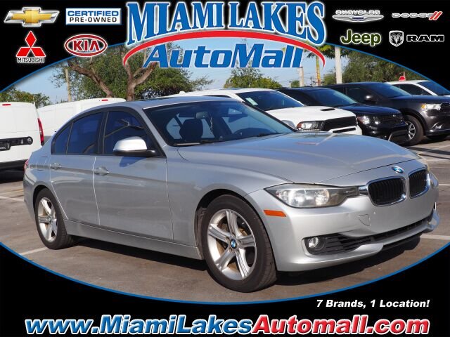 2013 BMW 3 Series 328i Miami Lakes FL