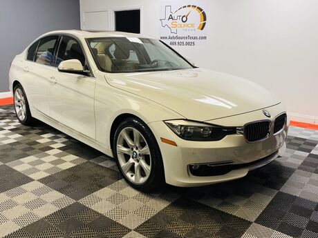 2013 BMW 3 Series 328i Plano TX