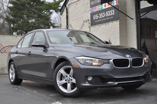 2013 BMW 3 Series 328i/Premium Package w/ Comfort Access, Sunroof/Navigation/Heated Front Seats/HiFi Sound/Local Trade Nashville TN