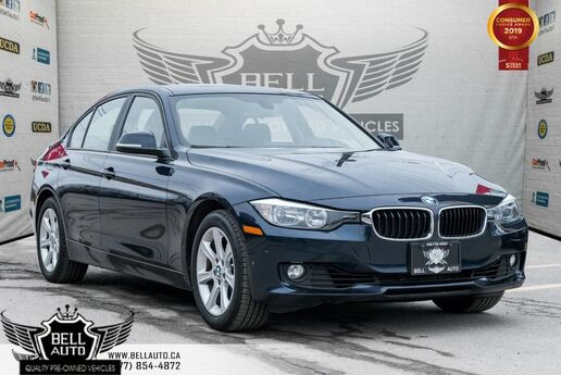2013 BMW 3 Series 328i xDrive, LEATHER, HEATED SEATS, MOONROOF, BLUETOOTH Toronto ON