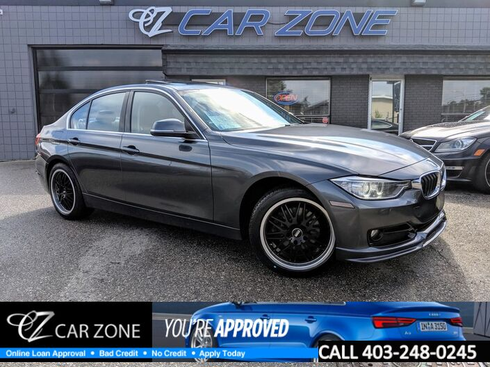 2013 BMW 3 Series 328i xDrive Luxury One Owner Calgary AB