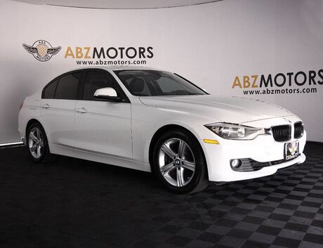 2013 BMW 3 Series 328i xDrive Navigation,Bluetooth,Heated Seats,Push Start,Sunroof Houston TX