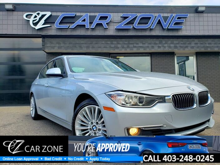 2013 BMW 3 Series 328i xDrive One Owner Easy Loans Calgary AB