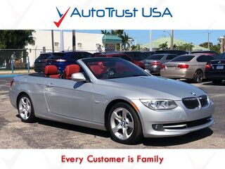BMW 3 Series 335I CONV NAV LOW MILES LEATHER 2013