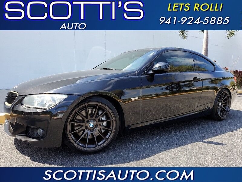 2013 BMW 3 Series 335I COUPE~ TWIN TURBO~ CLEAN CARFAX~ GREAT COLOR~ FINANCE AVAILABLE~ CONTACT US TODAY! Sarasota FL