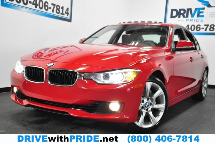 2013 BMW 3 Series 335I PREMIUM 69K 1 OWN NAV SENSORS KEYLESS HEATED STS SUNROOF 17S Houston TX