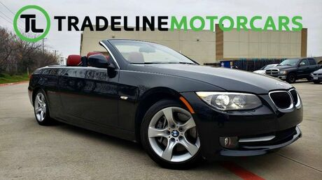 2013 BMW 3 Series 335i HARDTOP CONVERTIBLE, PREMIUM AUDIO, NAVIGATION, AND MUCH MORE!!! CARROLLTON TX