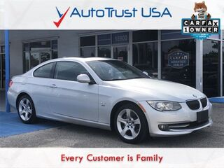 BMW 3 Series 335i xDrive 2013