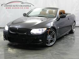 2013_BMW_3 Series_335is / 3.0L 6-Cyl Turbocharged Engine / Hard Top Convertible /_ Addison IL