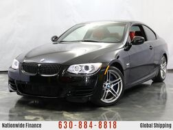 2013_BMW_3 Series_335is Coupe Manual ** low miles** M-sport Package_ Addison IL