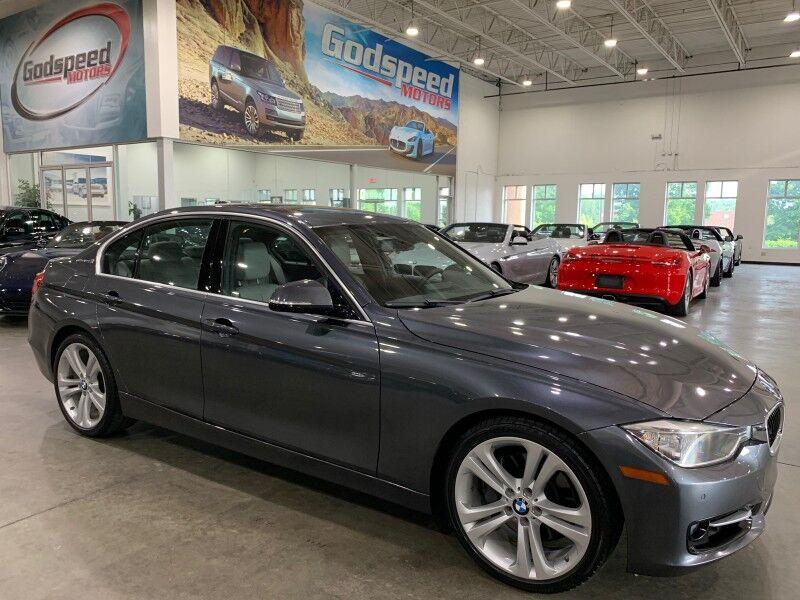 2013_BMW_3 Series_ActiveHybrid 3 56k MSRP_ Charlotte NC