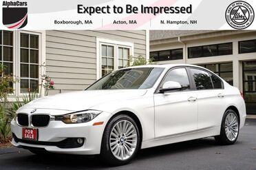 2013_BMW_328i_Sedan_ Boxborough MA
