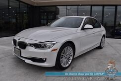 2013_BMW_328i_xDrive / AWD / Front & Rear Heated Leather Seats / Heated Steering Wheel / Navigation / Sunroof / Lane Departure & Blind Spot / Keyless Entry & Start / Bluetooth / Back Up Camera / 33 MPG / Only 45k Miles_ Anchorage AK