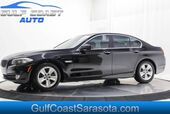 2013 BMW 5 SERIES LEATHER 528i SUNROOF NAVIGATION WHEELS 528i