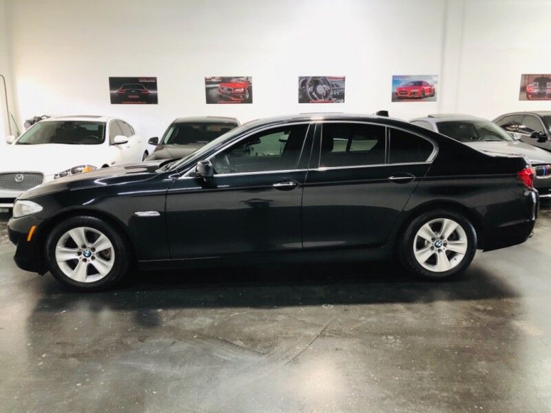 2013 BMW 5-Series 4dr Sdn 528i RWD Dallas TX