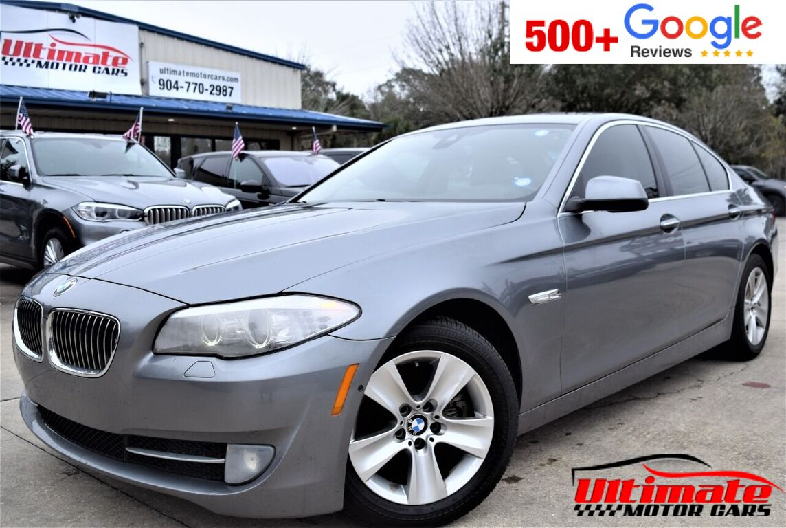 2013 BMW 5 Series 528i 4dr Sedan Saint Augustine FL