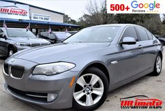 2013_BMW_5 Series_528i 4dr Sedan_ Saint Augustine FL