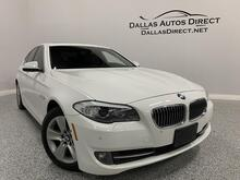 2013_BMW_5 Series_528i_ Carrollton  TX