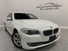 2013_BMW_5 Series_528i_ Carrollton  TX