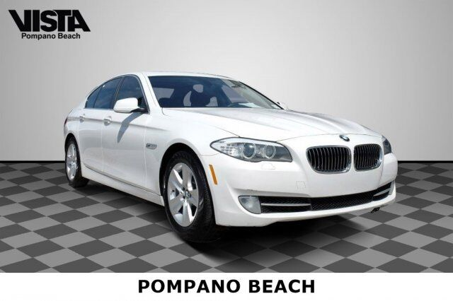 2013 BMW 5 Series 528i Coconut Creek FL