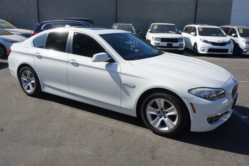 2013 BMW 5 Series 528i HEAD-UP DISPLAY / COMFORT ACCESS/17' Monterey Park CA