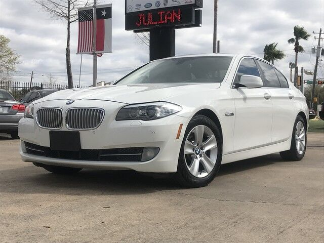 2013 BMW 5 Series 528i Houston TX