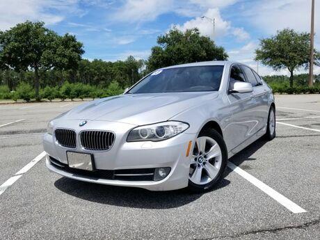 2013 BMW 5 Series 528i Jacksonville FL