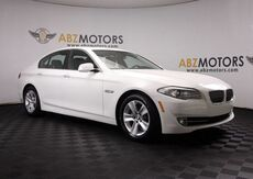 2013_BMW_5 Series_528i Navigation,Bluetooth,Push Start_ Houston TX