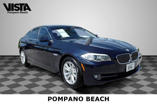 2013 BMW 5 Series 528i Pompano Beach FL