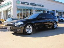 2013_BMW_5-Series_528i ***Premium Package***2.0L 4CYL TURBOCHARGED, AUTOMATIC, LEATHER SEATS, NAVIGATION, SUNROOF, POW_ Plano TX