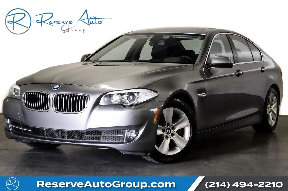2013 BMW 5 Series 528i Premium Technology Cold Wthr Driver Assistance The Colony TX
