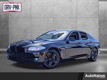 2013_BMW_5 Series_528i_ San Jose CA