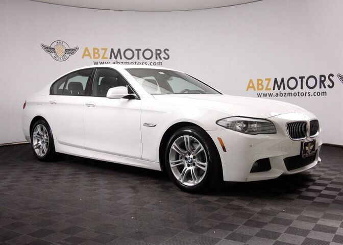 2013 BMW 5 Series 528i xDrive M Sport,HUD,Navigation,Camera Houston TX