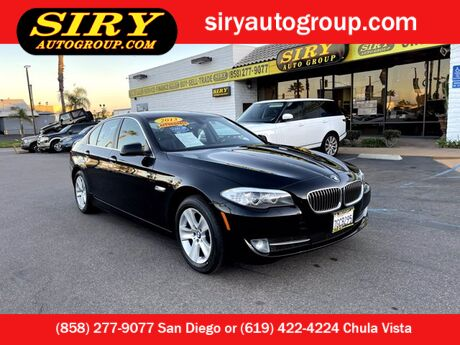 2013 BMW 5 Series 528i xDrive San Diego CA