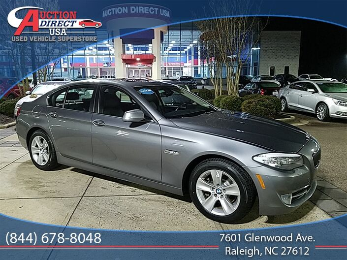 2013 BMW 5 Series 528i xDrive Raleigh