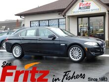 2013_BMW_5 Series_535i_ Fishers IN