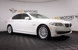 2013_BMW_5 Series_535i Head Up Display,Navigation,Heated Seats,Bluetooth_ Houston TX