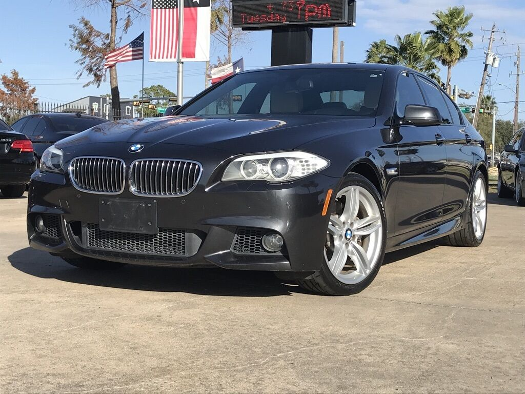 2013_BMW_5 Series_535i_ Houston TX