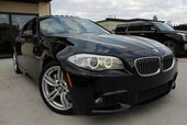 2013 BMW 5 Series 535i M-SPORT PACKAGE CLEAN CARFAX!